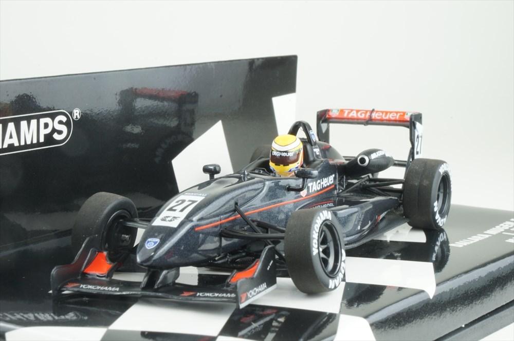 ミニチャンプス 1/43 ダラーラ 無限 F302 No.27 2003 マカオGP L.ハミルトン 完成品ミニカー 410030327