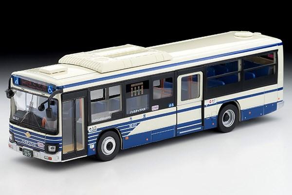 トミカリミテッド ヴィンテージネオ 1/64 いすゞ エルガ 名古屋市交通局 完成品ミニカー LV-N139h