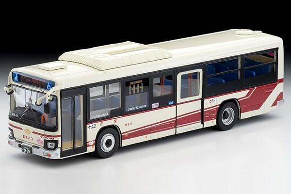 トミカリミテッド ヴィンテージネオ 1/64 いすゞ エルガ 名古屋市交通局 基幹バス 完成品ミニカー LV-N139i