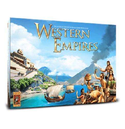 ホビージャパン 文明の曙:西方帝国 ボードゲーム 8719214427313