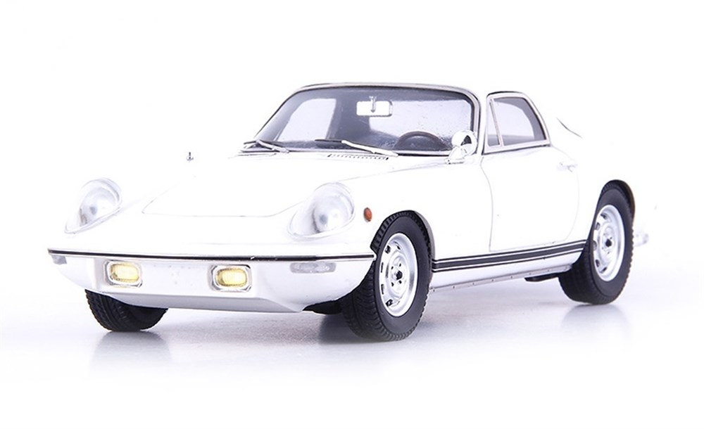 オートカルト 1/43 Neretti I 1964 ホワイト 完成品ミニカー 05029