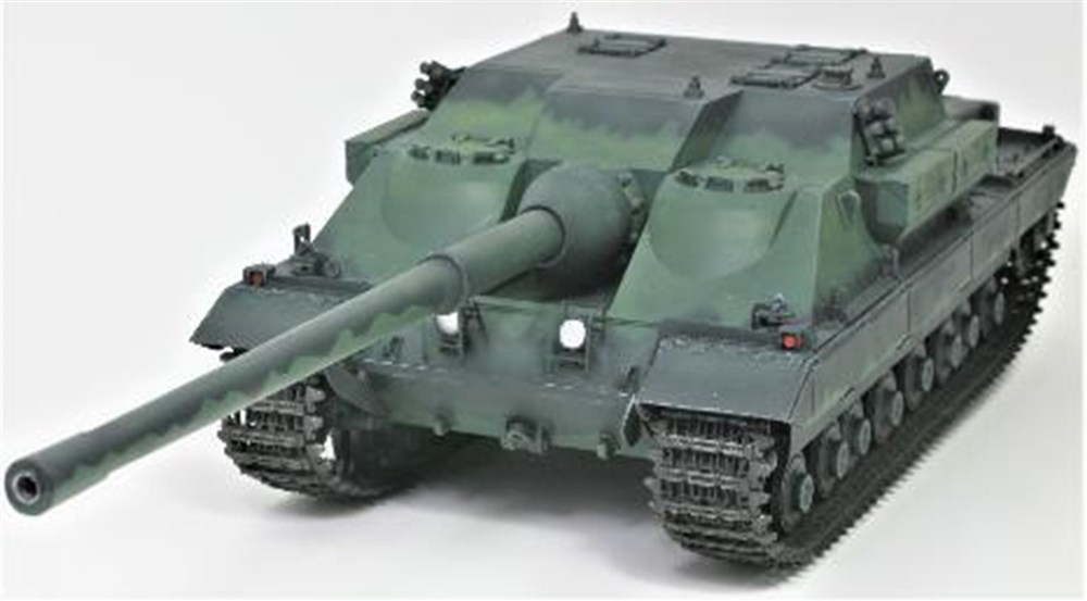 楽天市場】アミュージングホビー 1/35 イギリス重駆逐戦車 FV217 ...