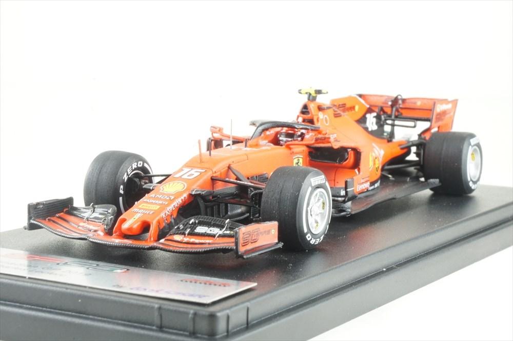 ルックスマート 1/43 フェラーリ SF90 No.16 2019 F1 カナダGP 3位 C.ルクレール 完成品ミニカー LSF1022