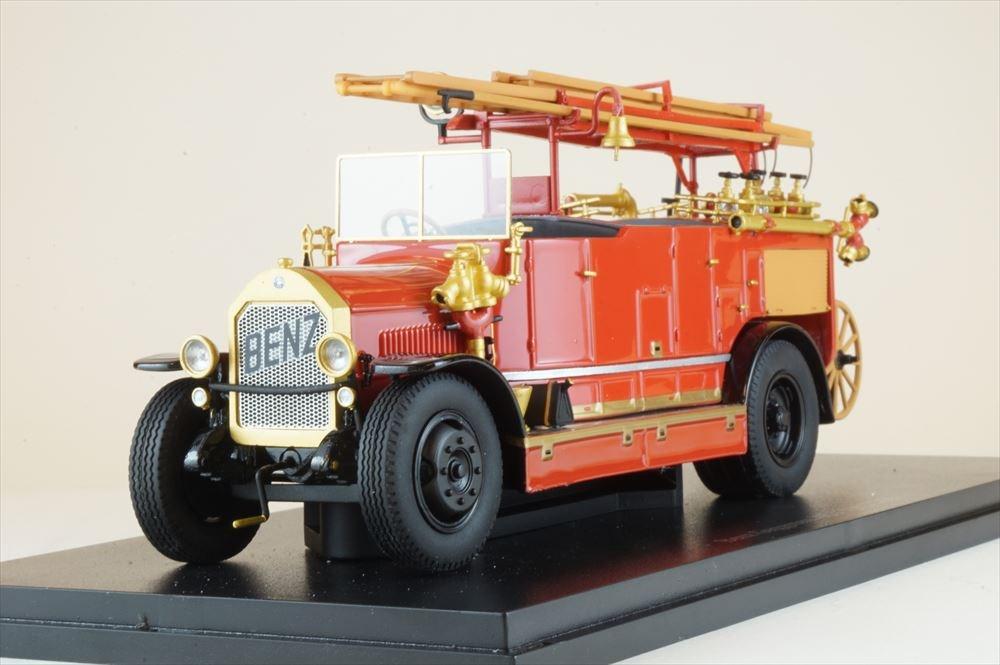 オートカルト 1/43 ベンツ ガッゲナウ 1925 Type 2 CSN 1925 レッド 完成品ミニカー 12011