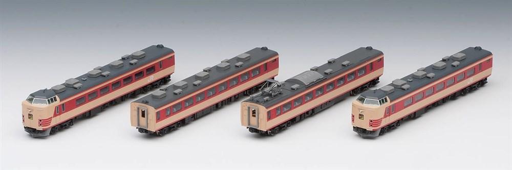 土日出荷可能 鉄道模型 トミックス Nゲージ JR 98253 183系特急電車 グレードアップ車 基本セットA ファクトリーアウトレット 海外並行輸入正規品 房総特急