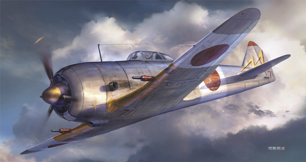 土日出荷可能 スケールモデル ハセガワ 1 72 中島 キ44 乙 II型 AL完売しました。 鍾馗 二式単座戦闘機 ※ラッピング ※ 02329 40mm砲装備機
