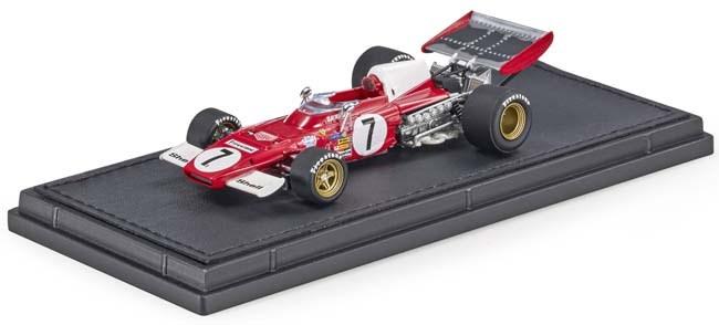 【予約】 トップマルケス 1/43 フェラーリ 312 B2 No.7 F1 C.レガッティオーネ 完成品ミニカー GRP43011B