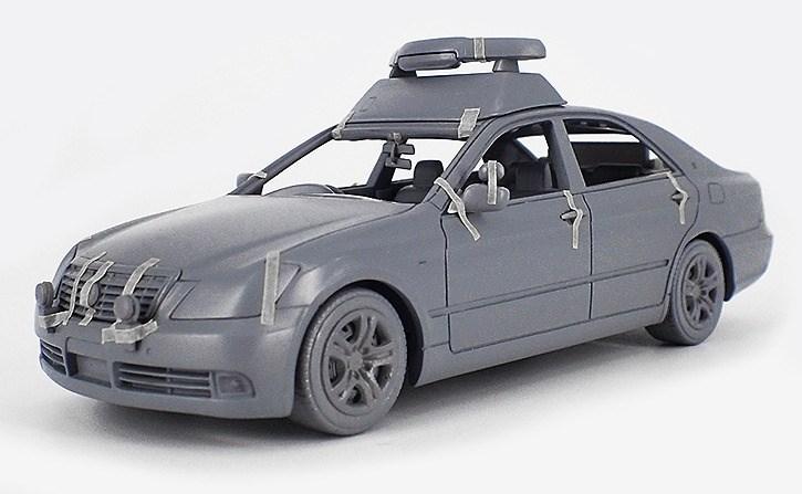 【予約】 イグニッションモデル 1/43 トヨタ クラウン GRS180 警視庁 自動車警ら隊110号 完成品ミニカー IG2095