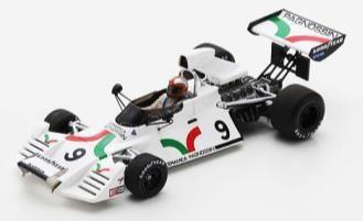 土日出荷可能 完成品ミニカー スパーク 1 43 ブラバム BT42 特価キャンペーン F1 1973 アメリカGP S7094 No.9 日本産 J.ワトソン