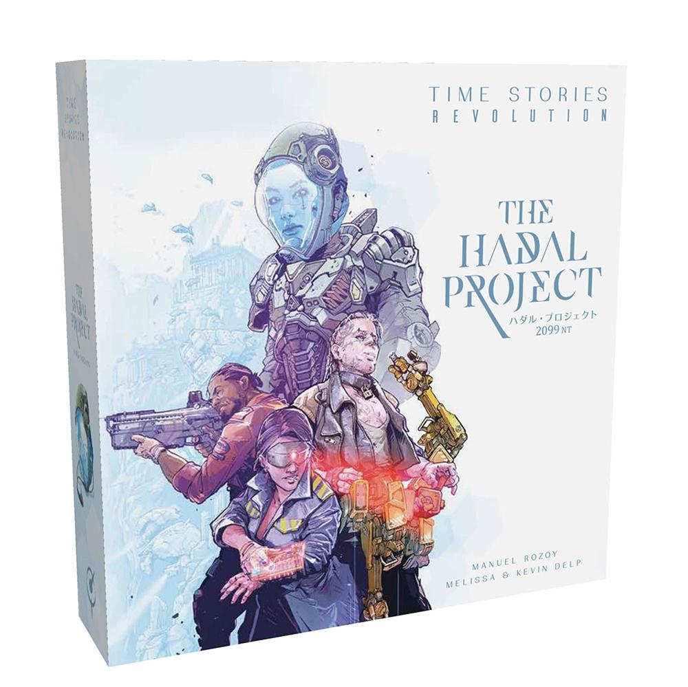 新作 人気 ホビージャパン TIMEストーリーズ レボリューション:ハダル プロジェクト アナログゲーム 取寄対応 店 3558380070061t