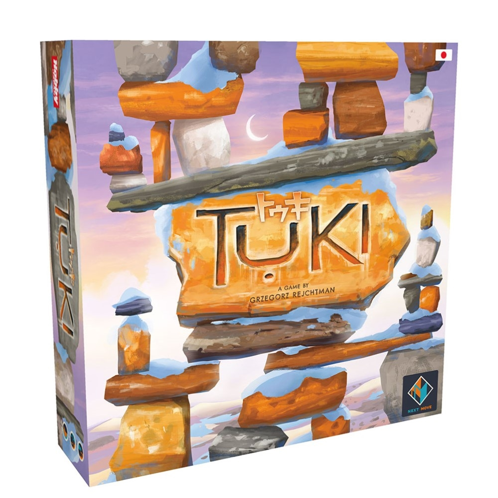 ホビージャパン TUKI 往復送料無料 トゥキ 4981932024714t 供え 取寄対応 アナログゲーム