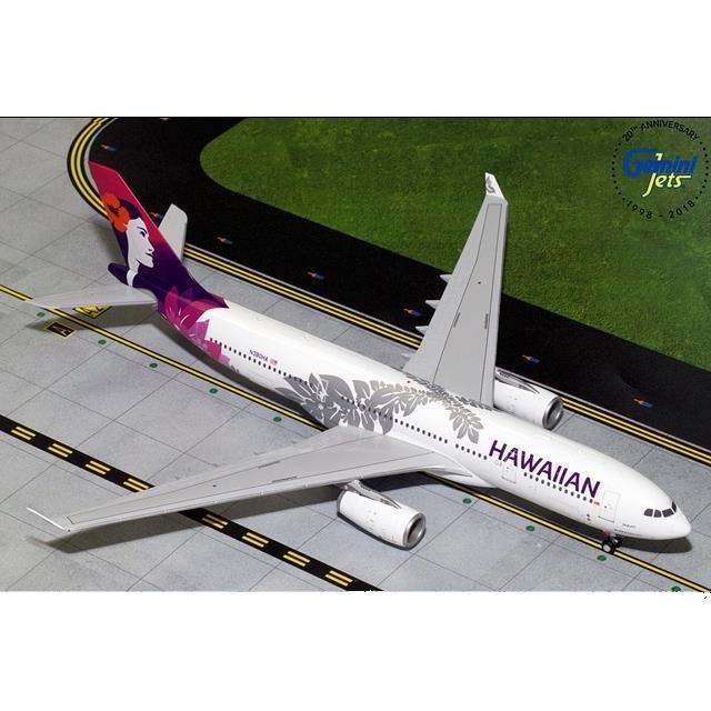 【国内発送】 ジェミニ200 1/200 A330-200 完成品モデル ハワイアン航空 新塗装 N380HA 1/200 完成品モデル A330-200 G2HAL751, アンはやさしい花 花工房Anne:40002a5a --- kventurepartners.sakura.ne.jp
