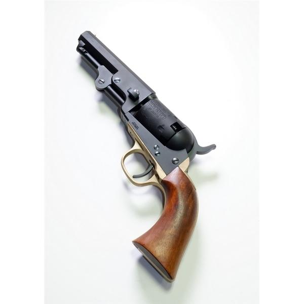 CAW コルト M1849 国内在庫 POCKET 5rd 4インチ 4571261540520 後期型 交換無料 モデルガン ヘビーウェイト ブラック