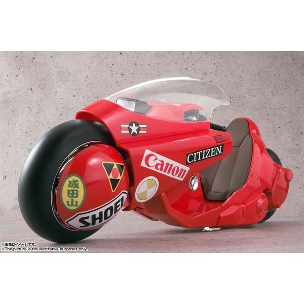 デポー バンダイ 大規模セール ポピニカ魂 PROJECT BM 金田のバイク《リバイバル版》 フィギュア より 4573102612915 AKIRA