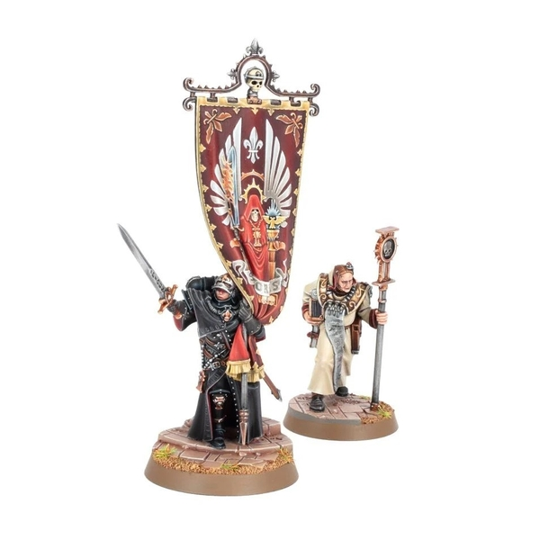ゲームズワークショップ AESTRED THURGA RELINQUANT AT ARES 40 予約販売品 キャラクタープラモデル 高級品 ウォーハンマー 52-36 000 より