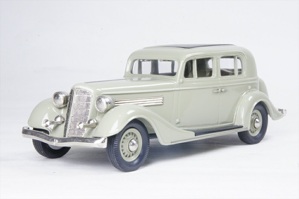 ブルックリン 1/43 ビュイック クラブ セダン M-61 1934 グリーン 完成品ミニカー BC020