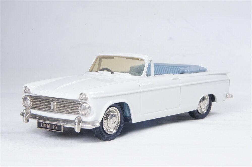 ブルックリン 1/43 ヒルマン スーパーミンクス コンバーチブル 1963 ホワイト 完成品ミニカー LDM13