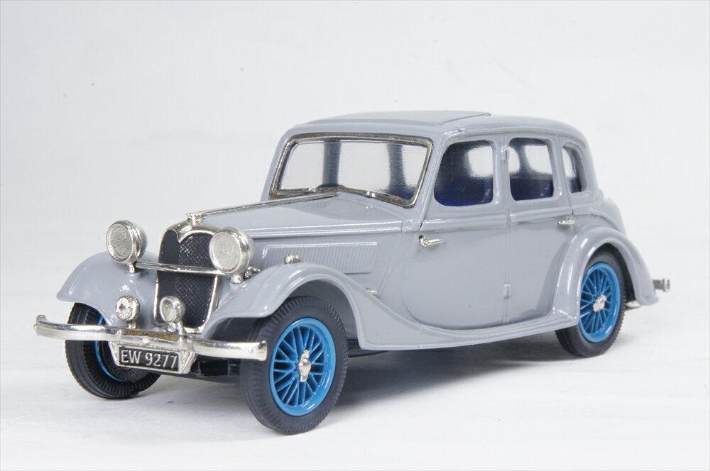 ブルックリン 1/43 ライリー アデルフィ 1936 グレー 完成品ミニカー LDM91