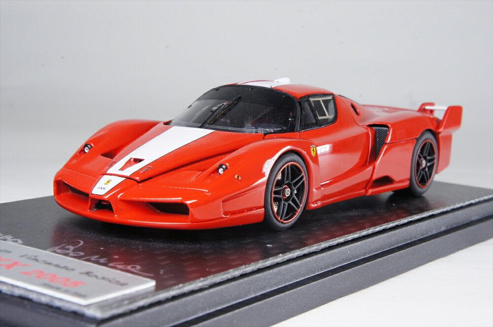 MRコレクション 1/43 フェラーリ FXX 2005 スクーデリア 完成品ミニカー MRBOS03A