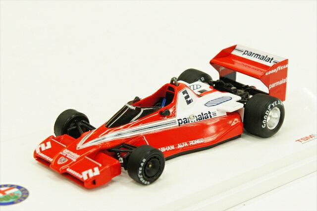 <title>土日出荷可能 トゥルースケール 1 43 10%OFF ブラバム BT46 アルファロメオ 1978 南アフリカGP 3位 No.2 J.Watson 完成品ミニカー TSM144304</title>