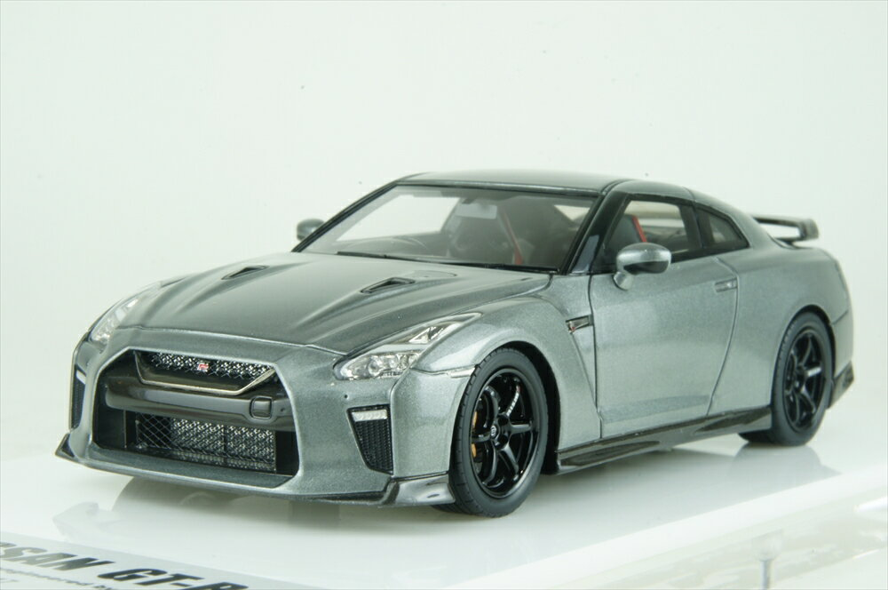 NISSAN GT-R 2014 NERO 1:43 Triple 9 Premium