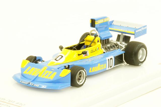 トゥルースケール 1/43 マーチ 761 1976 ブラジルGP No.10 R.レラ・ロンバルディ 完成品ミニカー TSM154330