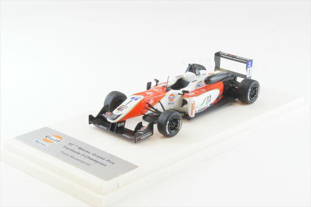 ピーコ 1/43 SJM セオドールレーシング F3マカオGP 2015 優勝車 完成品ミニカー PE32300