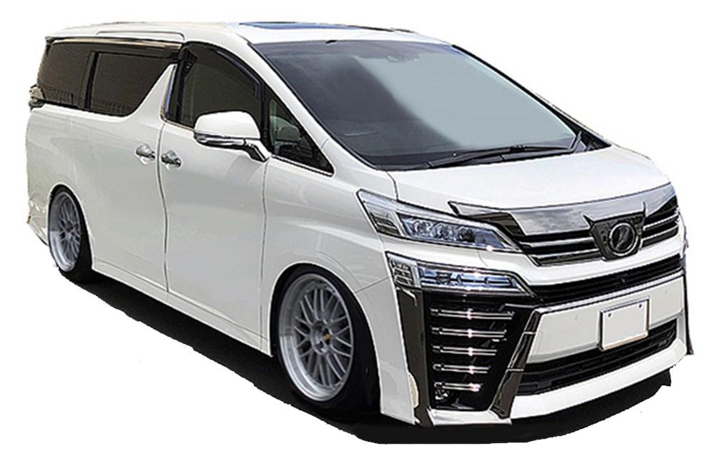 【予約】 イグニッションモデル 1/18 トヨタ ヴェルファイア 30 ZG ホワイト 完成品ミニカー IG1670