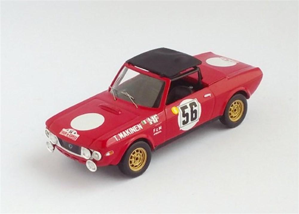 【予約】 トロフュー 1/43 ランチア フルヴィア F&M No.56 1969 ツール・ド・コルス T.マキネン/P.イースター 完成品ミニカー RRfr05
