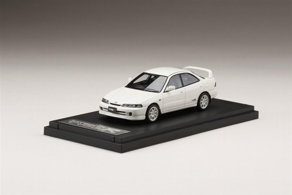【予約】 MARK43 1/43 ホンダ インテグラ TYPE R DB8 1995 チャンピオンシップホワイト 完成品ミニカー PM43112W
