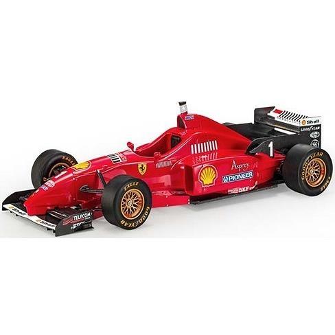 ふるさと納税 トップマルケス 1/18 フェラーリ F310 No.1 F1 M.シューマッハ 完成品ミニカー GRP042A-C, アーバーライフ c0bfa343