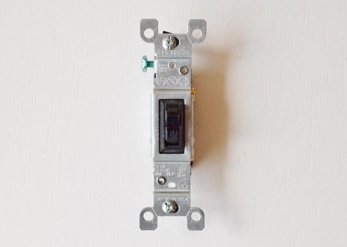 アメリカ製のかっこいいスイッチ PSE取得済み P10倍 照明フェア9 6まで送料無料 セール特別価格 片切りスイッチブラック 黒 新作からSALEアイテム等お得な商品 満載
