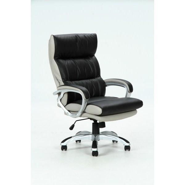 座り心地を重視したオフィスチェアー ポケットコイル シリコン入り クッションチェア オフィスチェア ブラック 肘付きチェア キャスター付き 高級 シート コイルスプリングチェア マリーノ 送料無料