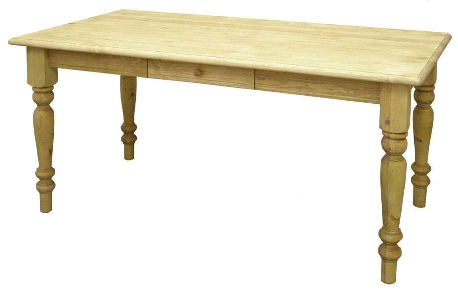 パイン材 150サイズ テーブル AIROS JAPAN アイロスジャパン 【A001 table 1500】