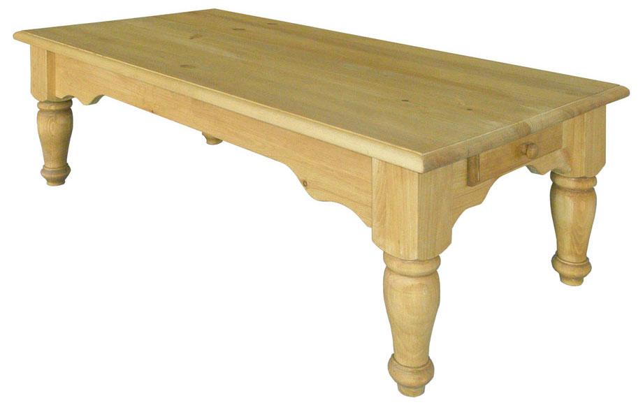 パイン材 ローテーブル 食卓テーブル リビングテーブル 【A308 lowtable1200】