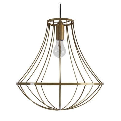 アイアンフレームのお洒落な照明 アンティーク ジェンマ ペンダントランプ Gemma pendant lamp 【照明 ランプ】DI CLASSE(ディ クラッセ) Gemma ジェンマ ペンダントランプ