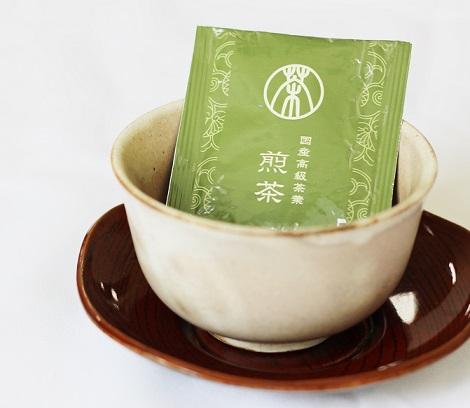 煎茶 緑茶 日本茶 なごみ 静岡茶葉 ティーパックタイプ 3000個入り