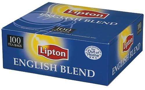 LiptonLiptonリプトンENGLISH BLEND TEAイングリッシュブレンドティーおいしい紅茶ティーバッグホッと一息お買い得1200個パック送料無料送料込み