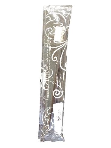 ハブラシ 歯ブラシロングハンドル スモークハンドルシャインシリーズ 2000本セット業務用 ホテル様向け 送料無料