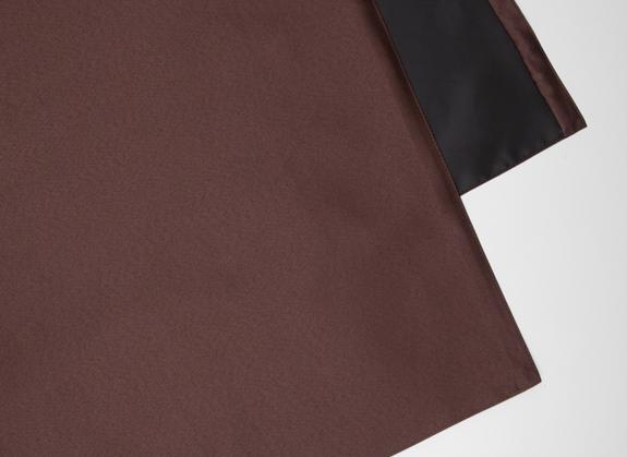 ベットライナー ベットスロー ブラウン 茶色 無地 W650×H2500mm エアファクトリー
