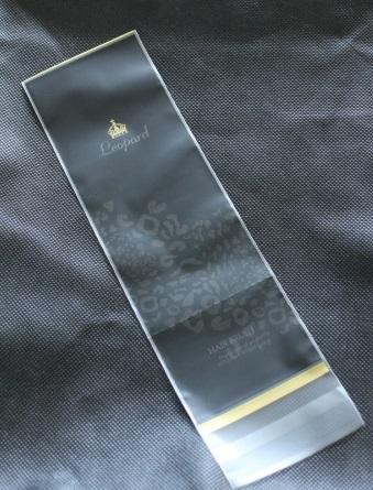 アメニティ スケルトンブラシ用袋レオパードシリーズ5000枚セット業務用ホテル様向け送料無料