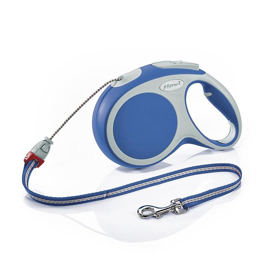 flexi フレキシ リード VARIO ヴァリオ コードタイプ Mサイズ 8m ブルー