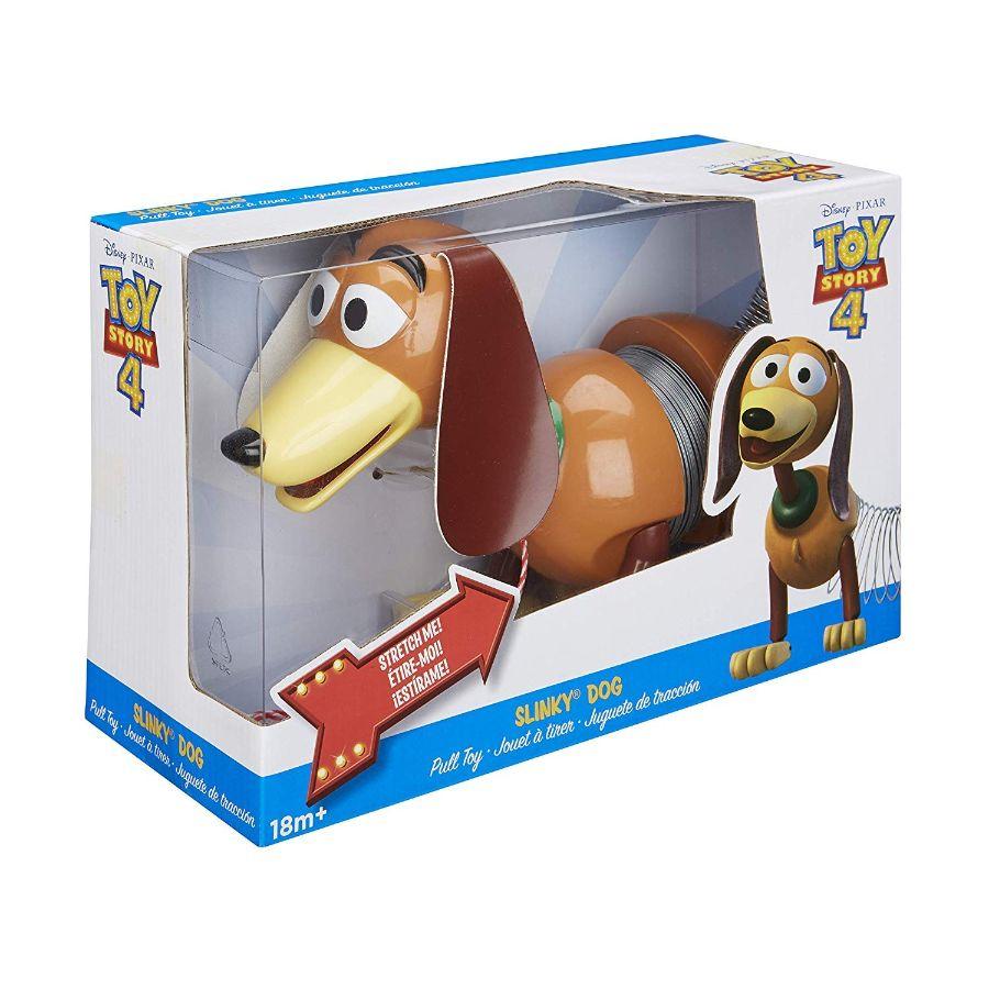 トイストーリー 4 スリンキー ドッグ ディズニー ピクサー DISNEY PIXAR TOY STORY 4 SLINKY DOG