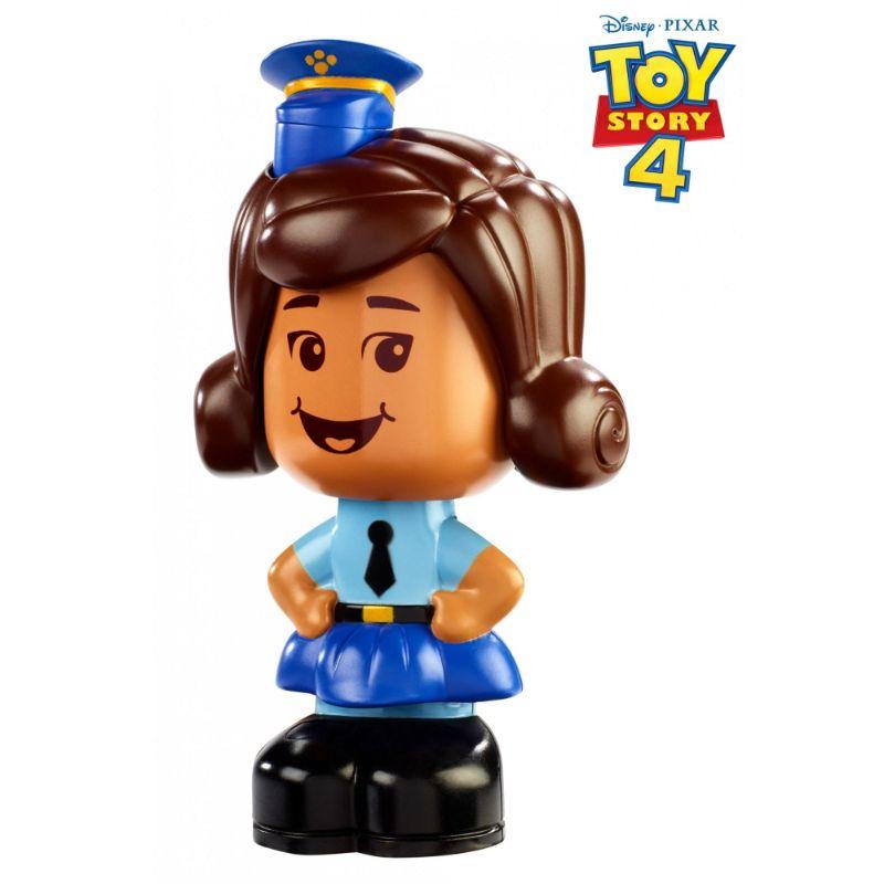 トイ・ストーリー 4 ギグル・マクディンプルズ トーキング アクション フィギュアディズニー ピクサー Disney Pixar Toy Story 4 Talking Officer Giggle McDimples Figure