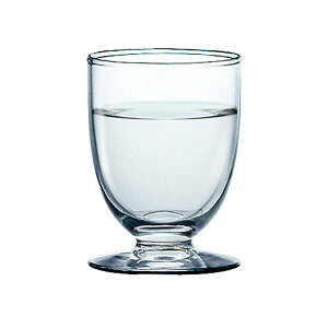 足付食前酒ぐい呑みグラス