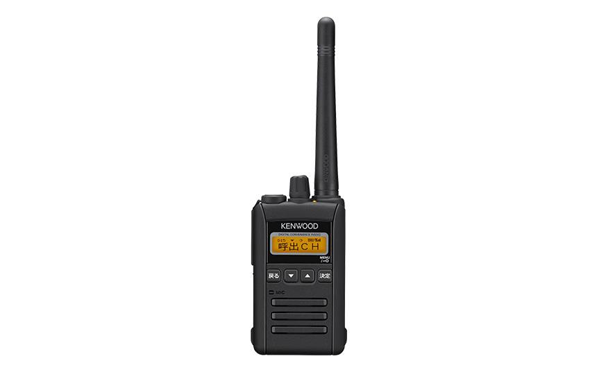 【送料無料】【即日発送】携帯型/高出力デジタルトランシーバーケンウッドTPZ-D553MCH