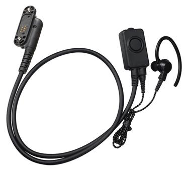 業務用タイピンマイク&イヤホンスタンダード(八重洲無線)EK-505WVXD20用オプション