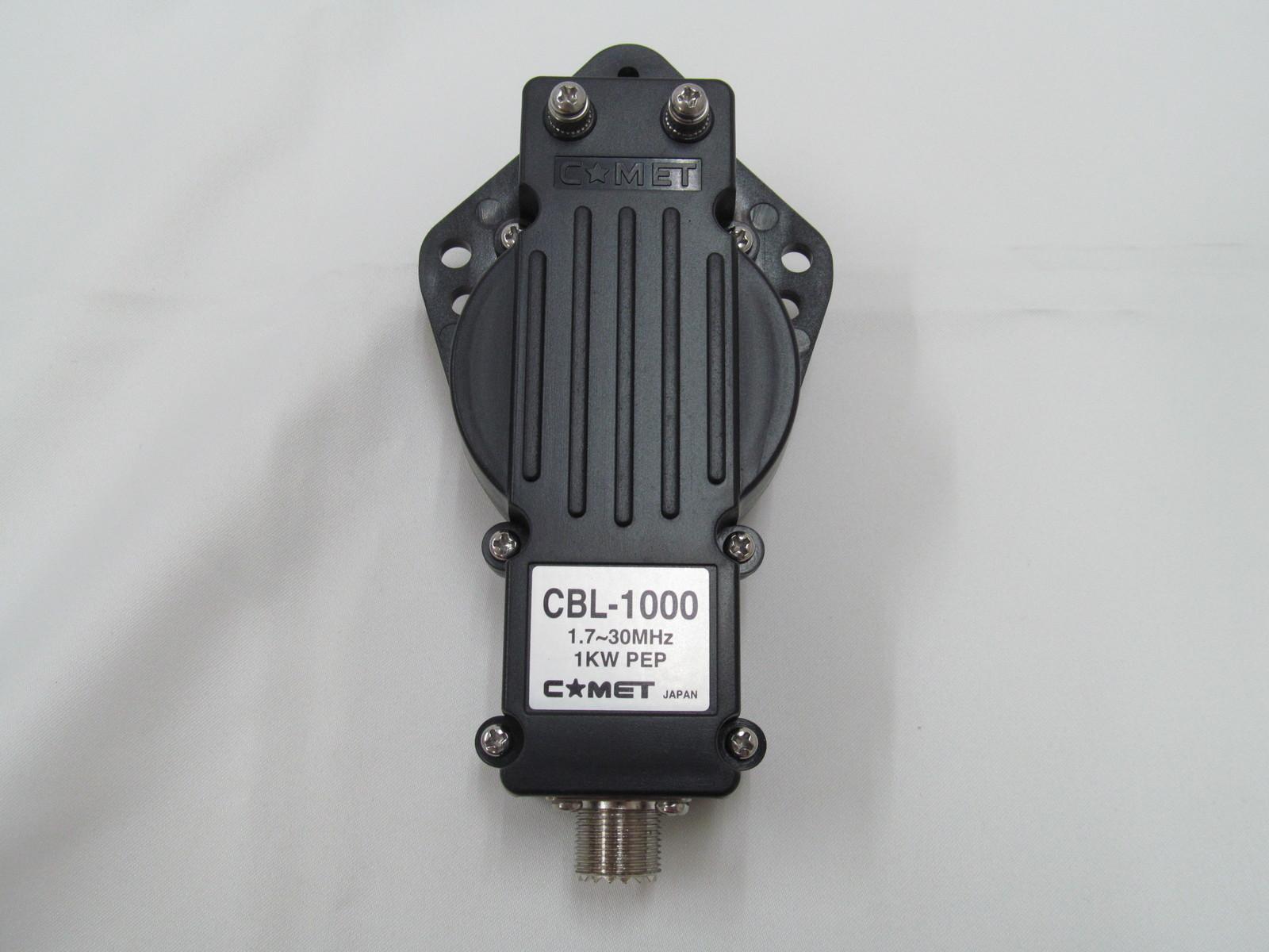 HF~VHF広帯域バラン コメット CBL1000