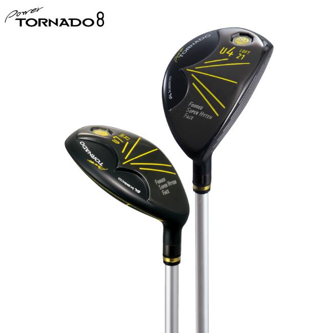 ★使劲地价格降低!!!★ KASCO/kyasuko POWER TORNADO 8功率飓风8高尔夫俱乐部实用程序Machsanuki mahhasanukishafuto| ・ 高尔夫球功率高尔夫球