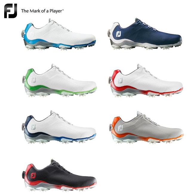 FOOTJOY- foot Joey - D.N.A Boa (DRYJOYS NEXT ADVANCEMENT) DeNA boa (ドライジョイズネクストアドバンスメント) MENS (men's) spikes golf shoes